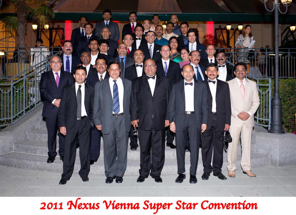 2011 Nexus Vienna Super Start Convention