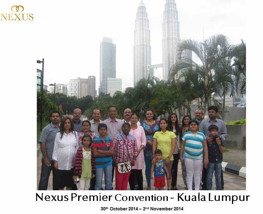 2014 Premier Convention - Kuala Lumpur
