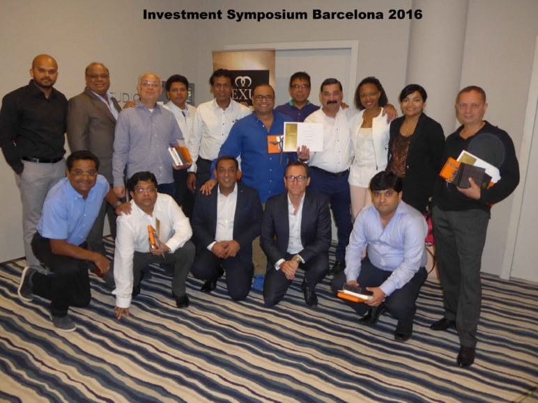 Investment Symposium Barcelona 2016