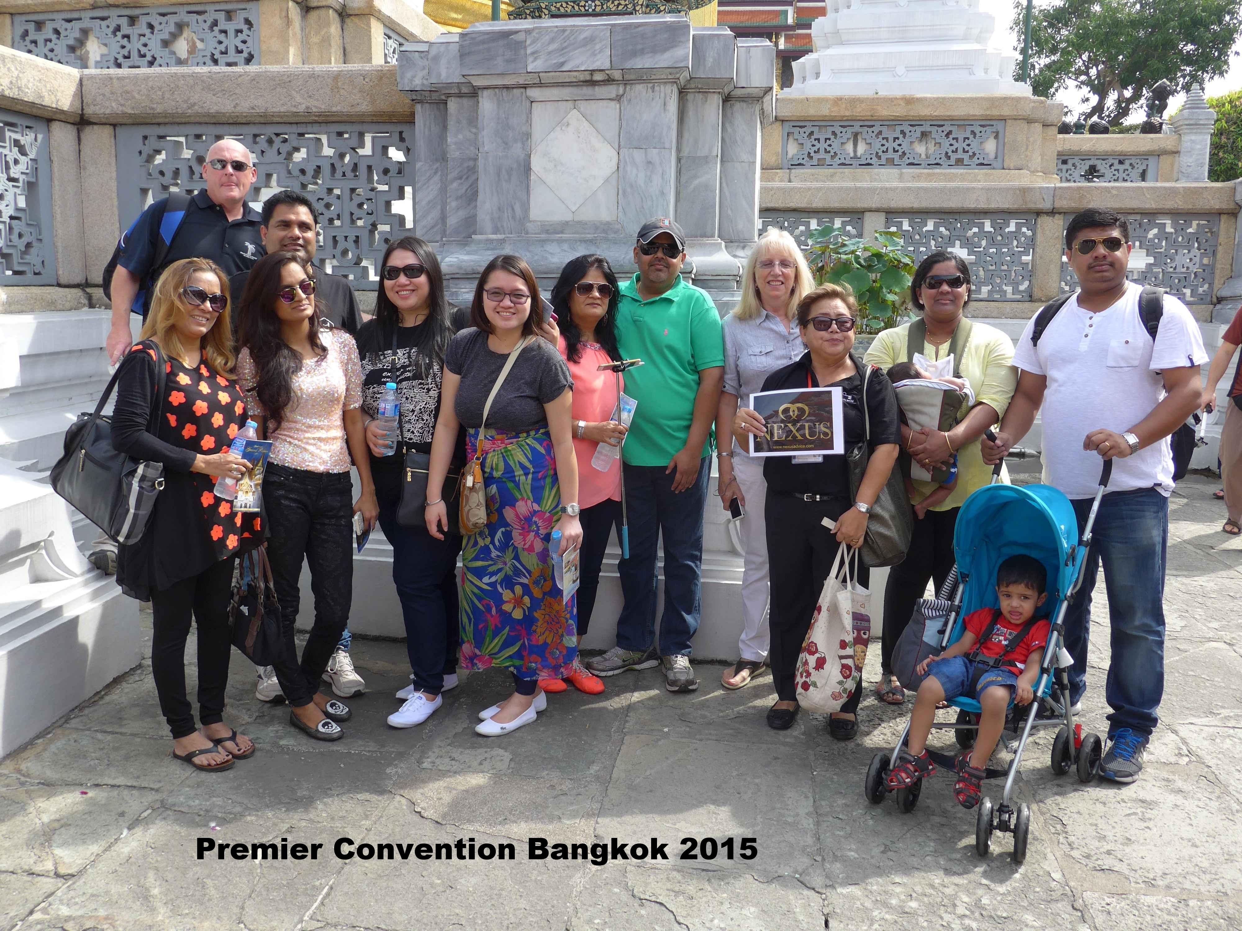 Premier Convention Bangkok 2015