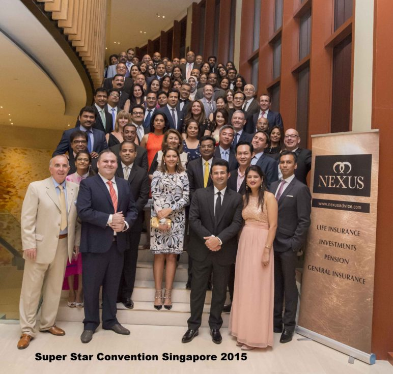Super Star Convention SG 2015