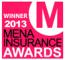 MENA Insurance Award 2013 WINNER