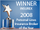 Nexus Awards Insurex 2008