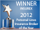 Nexus Awards Insurex 2012