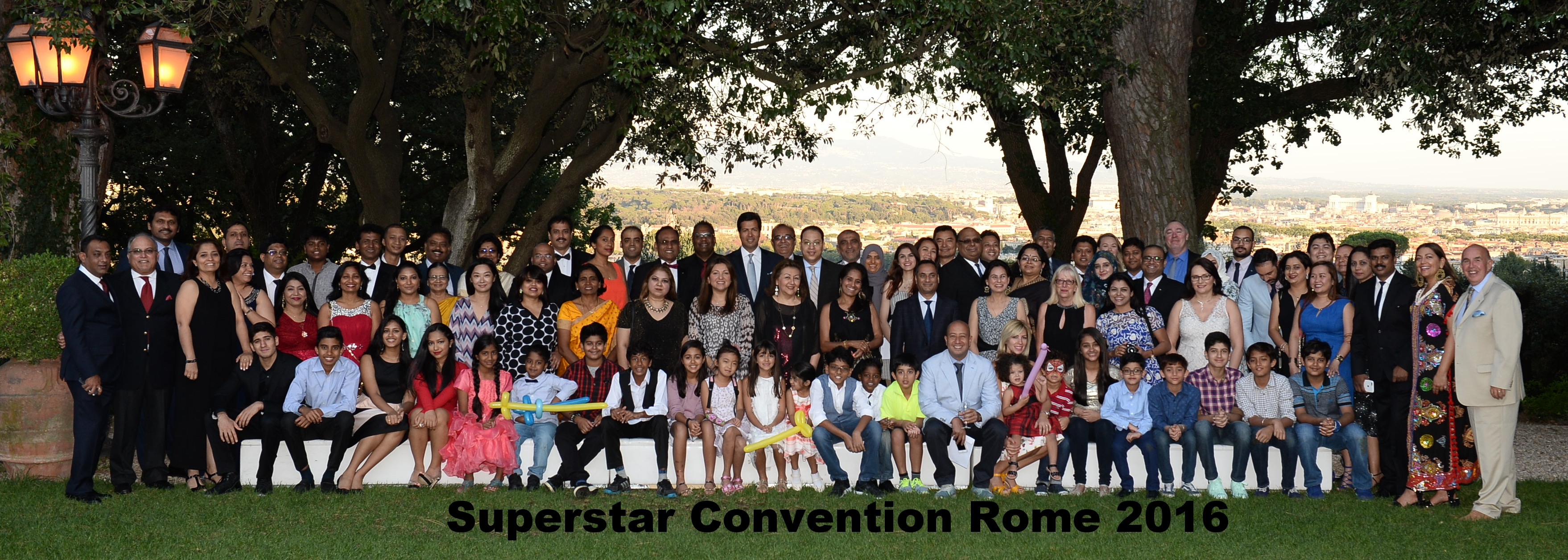Superstar Convention Rome 2016
