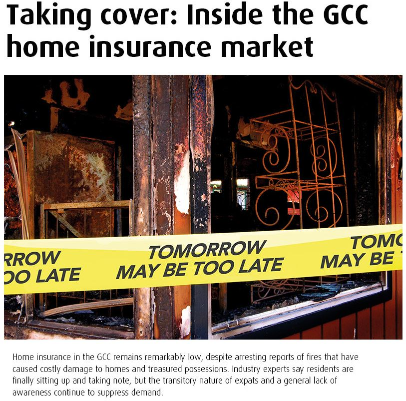 Taking Cover Inside The Gcc Home Insurance Market