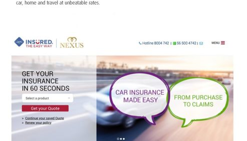 Quick, Easy & Convenient Online Insurance – QIC !