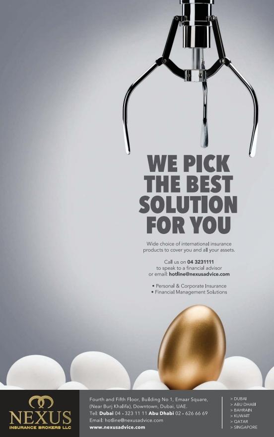 NEXUS - We Pick the Best Solutions