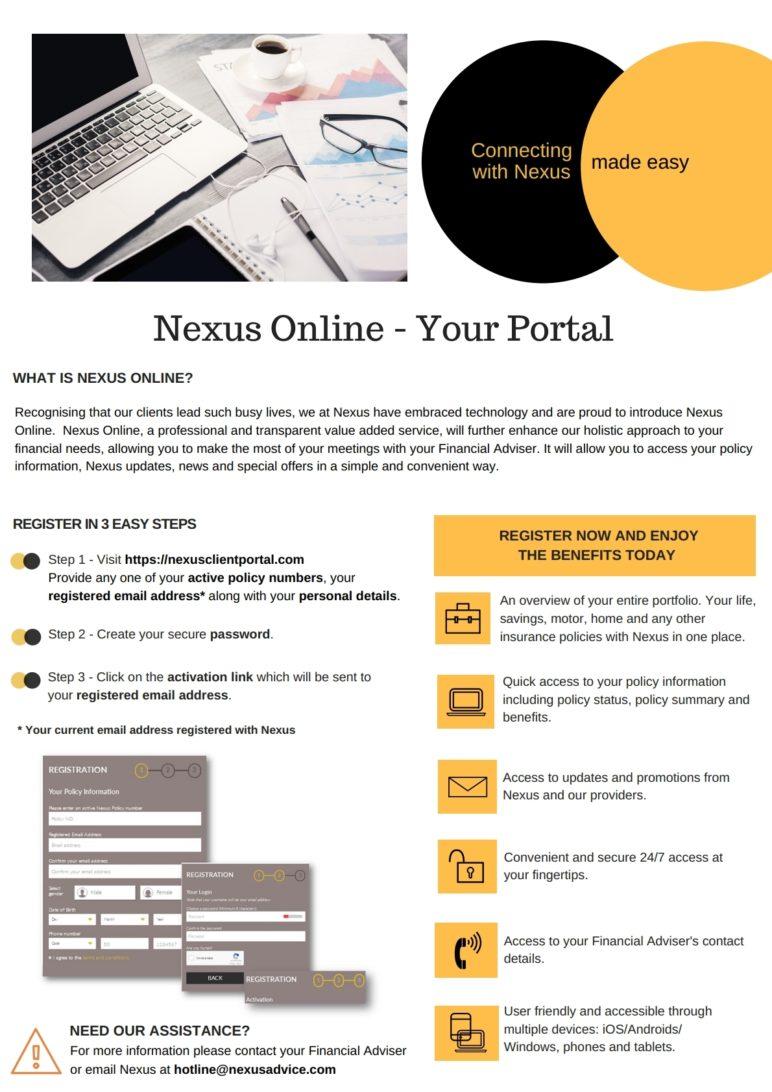 Media Nexus Insurance Brokers 7 Block Diagram Nexusonline Your Client Portal
