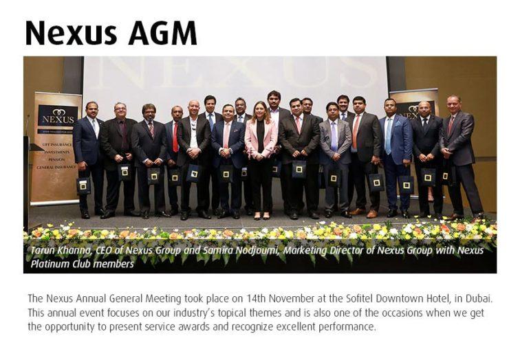 Nexus AGM 2018