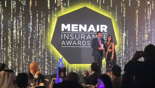 Personal Lines Broker of The Year 2019 !