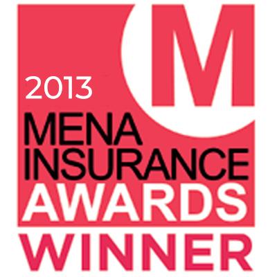 MENA Insurance Award 2013.jpg