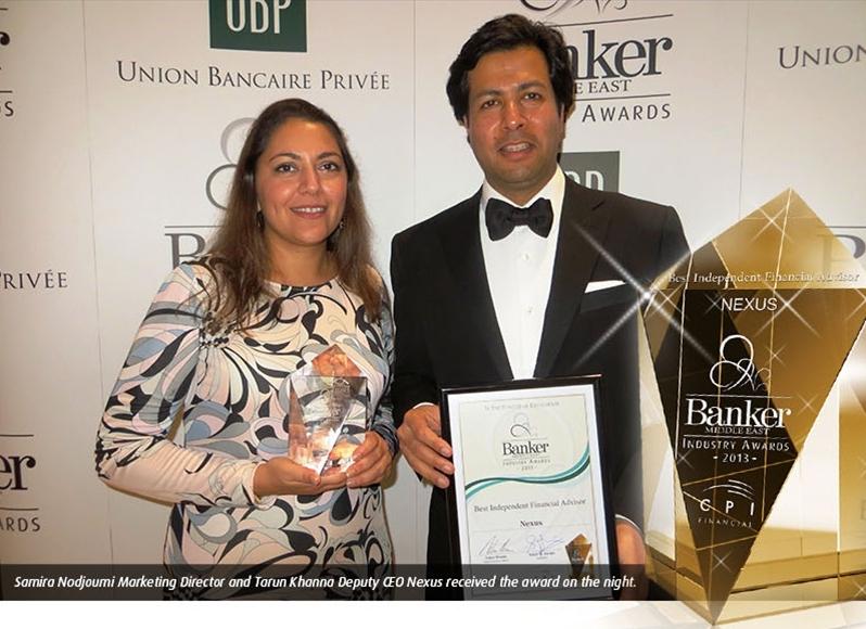 2013 Bankers Award