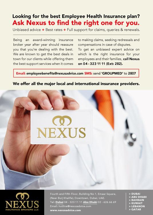 Group Medical Advert 2