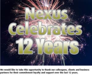 NX Celebrates 12 Years