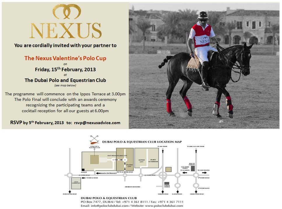 Nexus Valentines Polo 2013