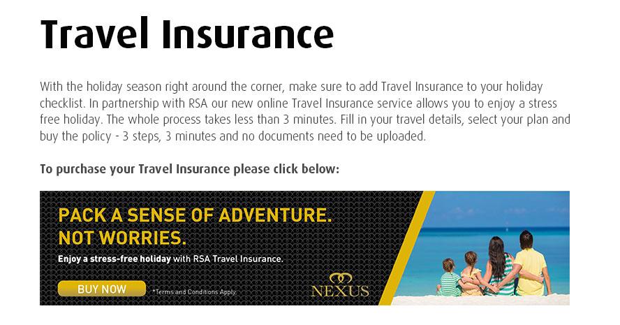 rsa-travel-insurance-news